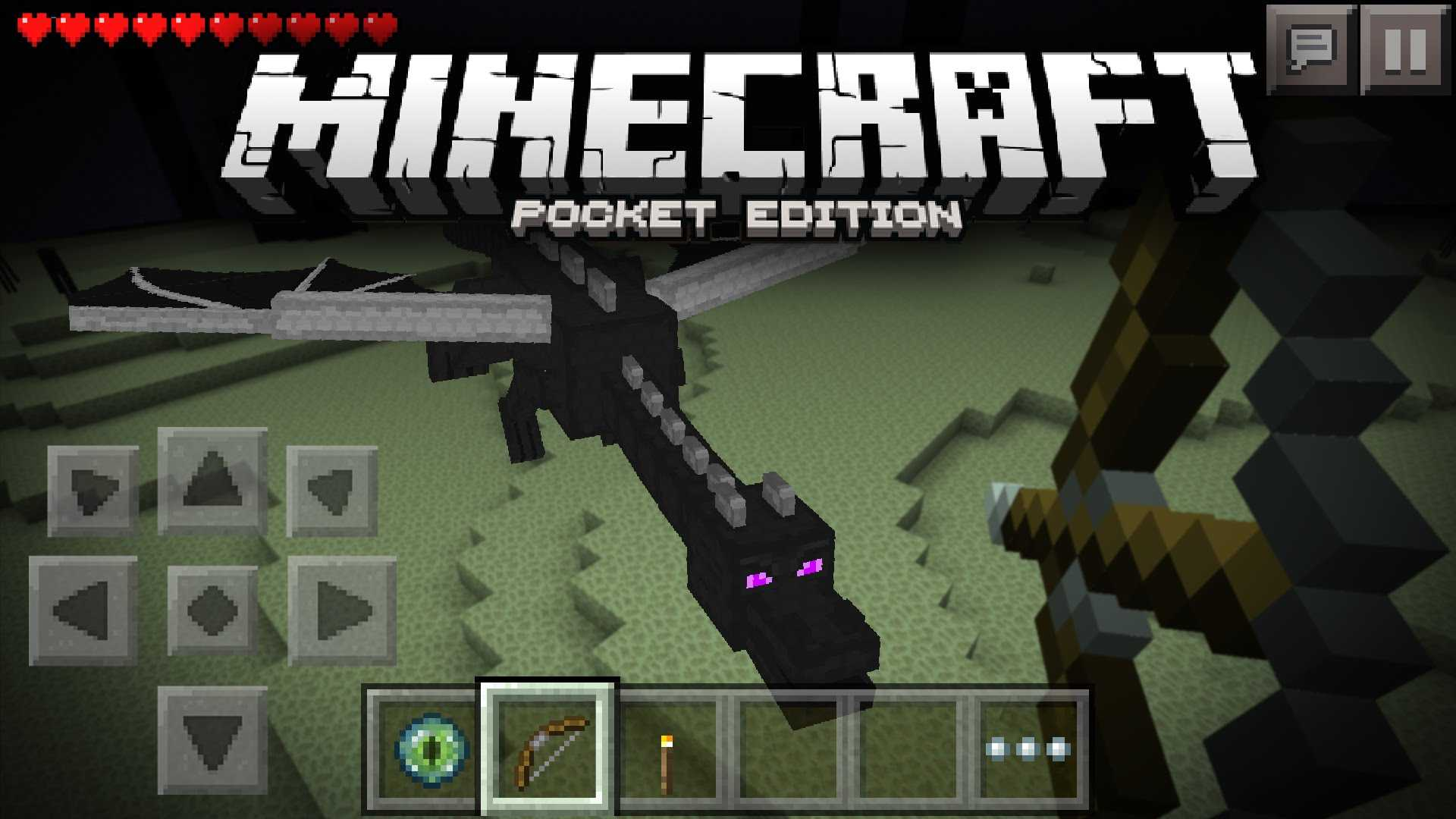 Minecraft Pocket Edition To Receive New Music Boss Fight With Ender Update