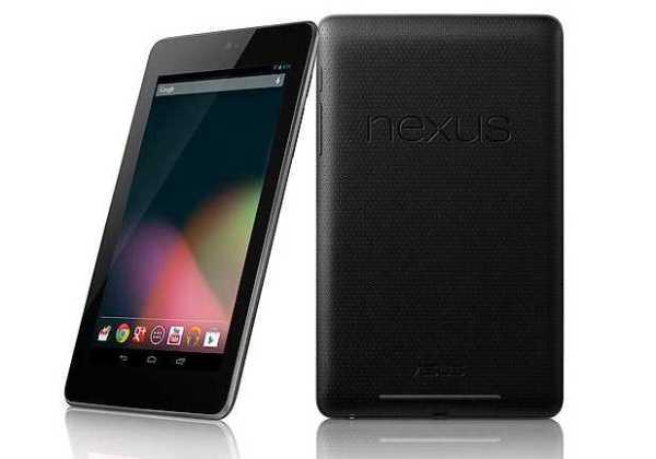 Nexus 7 Rebranded as Pixel 7