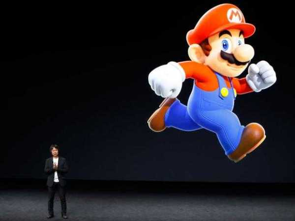 Nintendo Super Mario Run