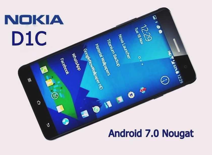 Samsung Galaxy S8, HTC 11 'Ocean', OnePlus 4, LG G6 and Nokia D1C