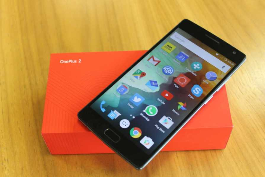 OnePlus 2 Gets OxygenOS 3.5.5