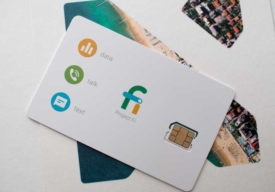 Project Fi Sim Card