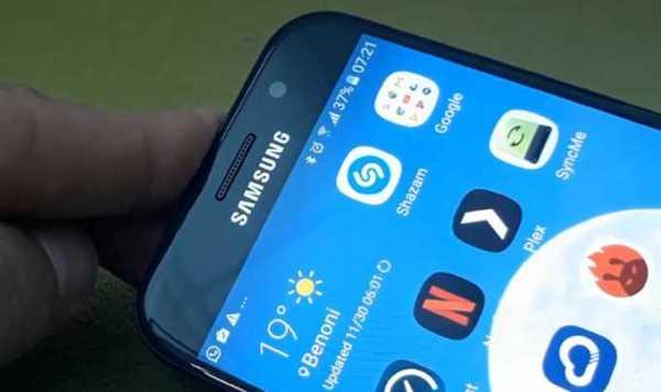 2017 Samsung Galaxy A5