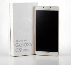 Samsung Galaxy C9 Pro Certified