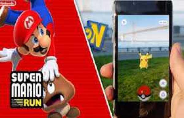 Super Mario Run Beat Pokemon Go
