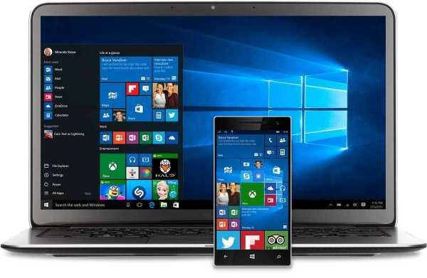 Windows 10 Laptops Act like Smartphone