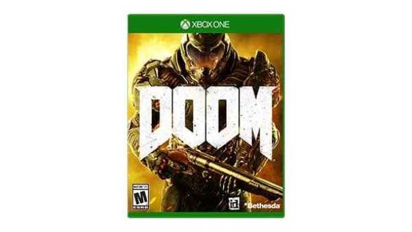 Xbox One Game Doom
