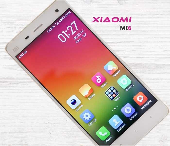 Xiaomi Mi 6 Release