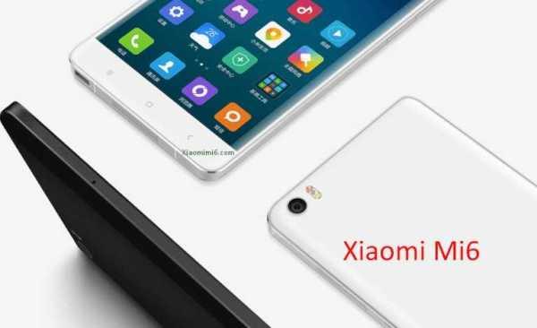 Xiaomi Mi6 Camera