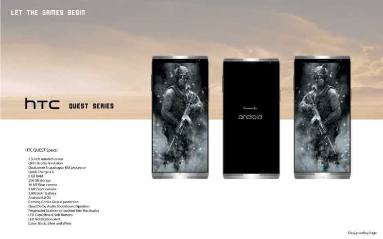 HTC Quest Series
