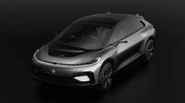 Faraday Future New Electric SUV