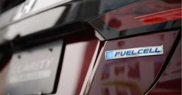 GM and Honda Hydrogen Fuel Cell