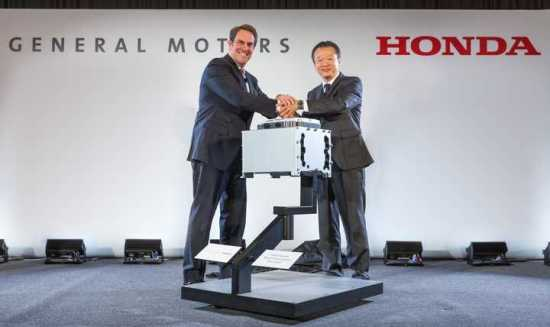 GM and Honda