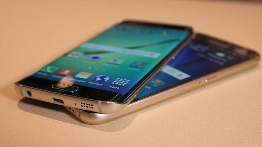 Galaxy S6 and S6 Edge