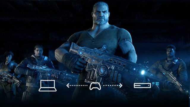 Gears of War 4 Cross Platform Play