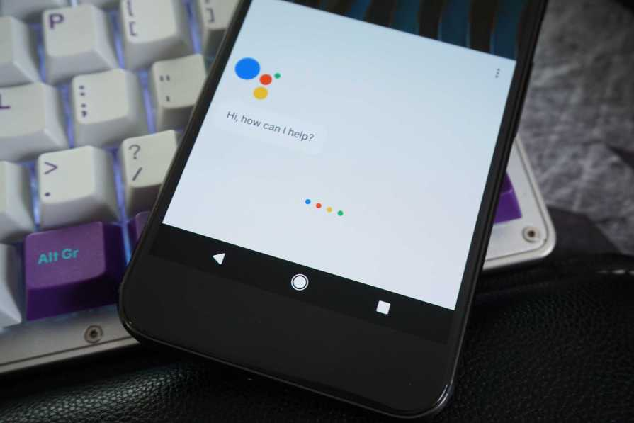 Google Assistant Payments