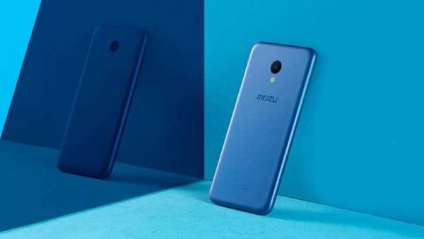 Meizu M5 Available in Russia