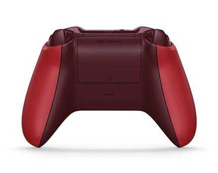 Microsoft Red Xbox One Controller