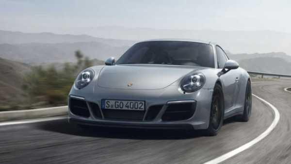 Porsche 911 Carrera GTS Turbo Sports