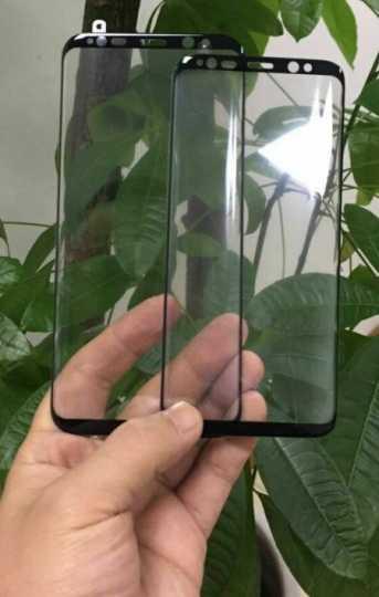 Samsung Galaxy S8 Front Panel