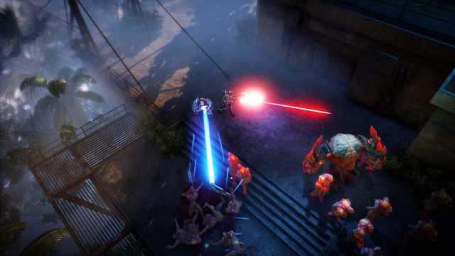 Sony Alienation Challenge on PS4