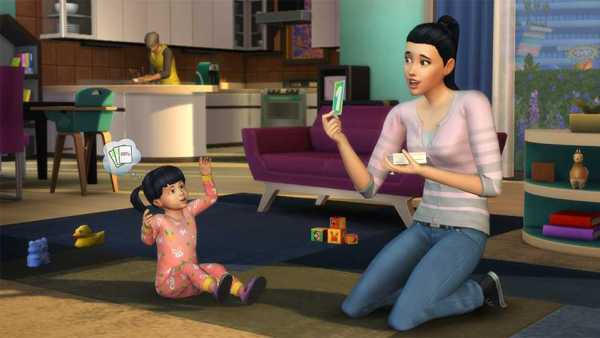 The Sims 4 Toddlers