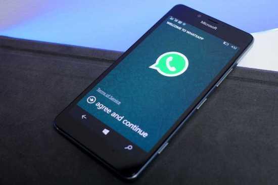 WhatsApp Beta For Windows Phone
