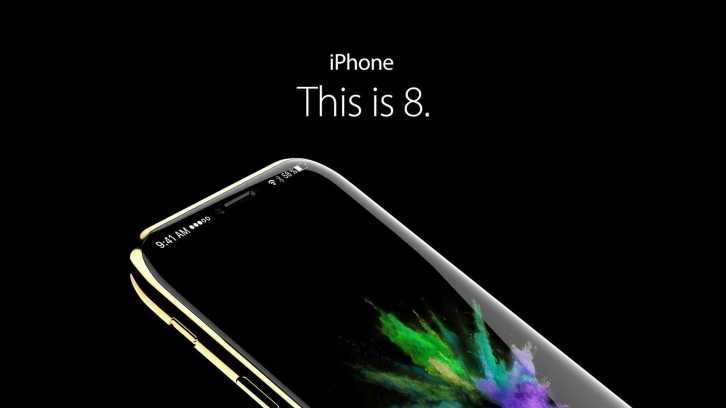 Apple iPhone 8 rumors