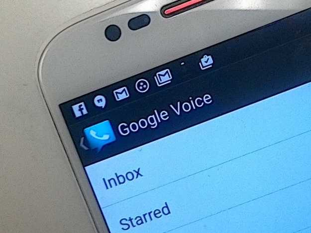 Google Project Fi and Google Voice