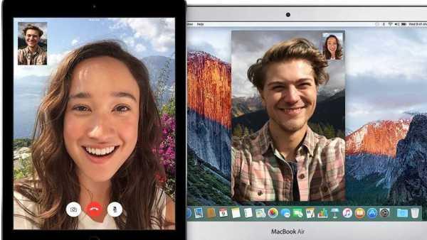iOS 11 FaceTime Video Calls