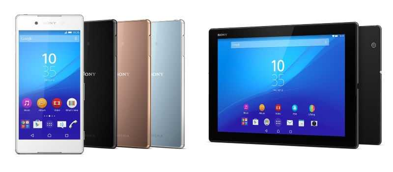 Xperia Z4 Tablet Android 7.0 Nougat Update