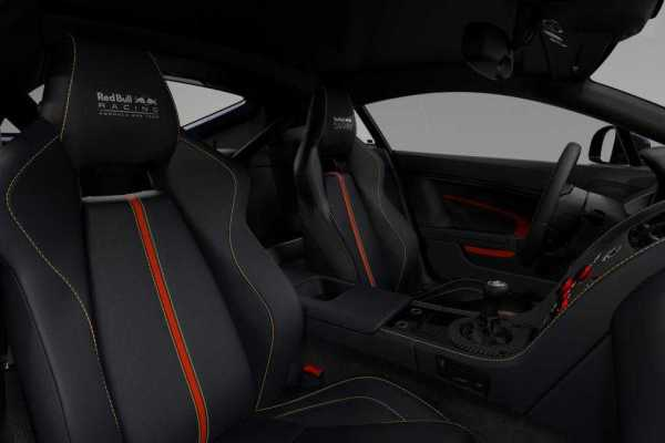 Aston Martin V12 Vantage S Red Bull Racing