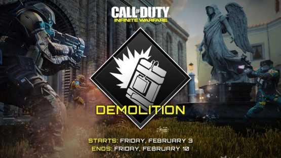 Call of Duty Infinite Warfare Demolition Mode