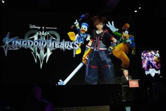 Kingdom Hearts 3 March 2018