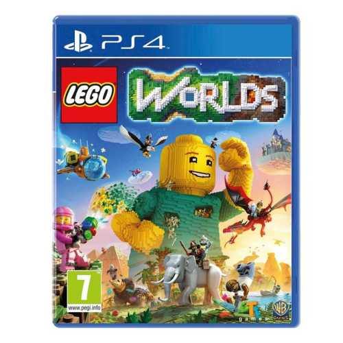 LEGO Worlds Release