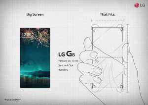 LG G6 MWC 2017