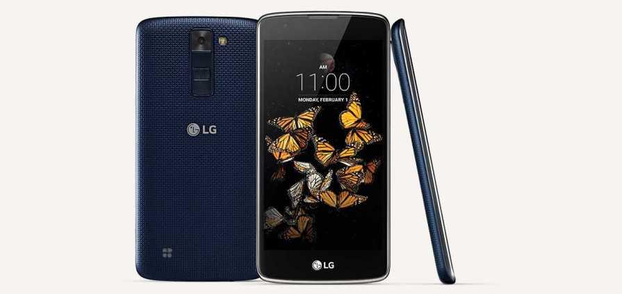 LG K8 Version