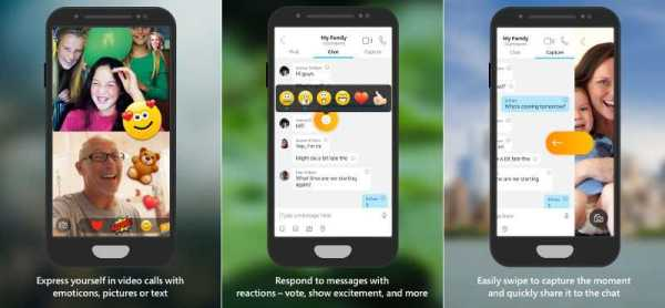 Skype Preview for Android and iOS
