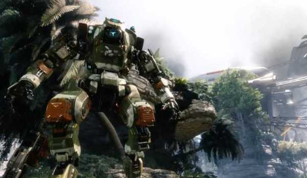 Titanfall 2 Live Fire