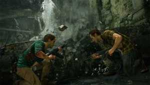 Uncharted 4 Multiplayer Mode
