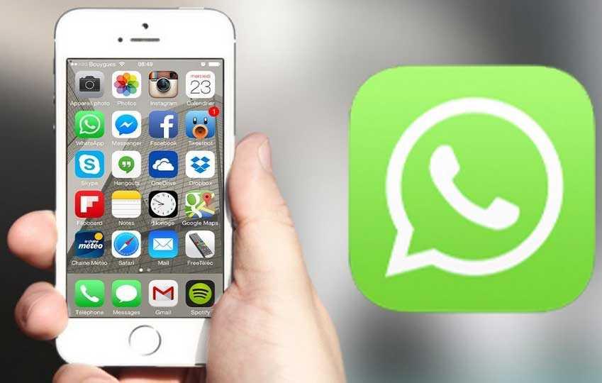 WhatsApp iOS