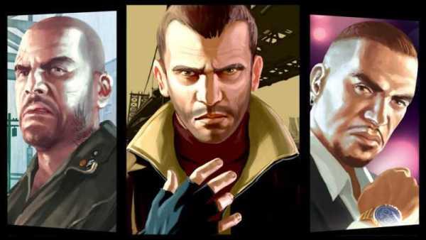 Xbox One Grand Theft Auto 4
