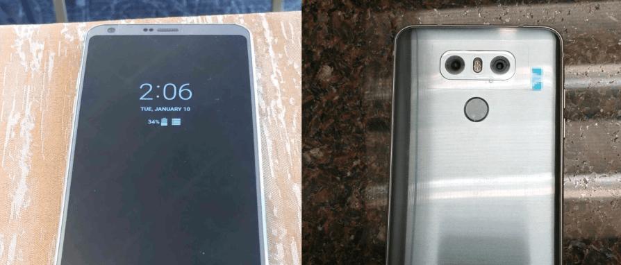 LG G6 and Samsung Galaxy S8