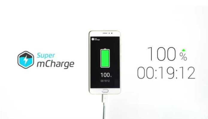 Meizu 55W Charger and Super mCharge