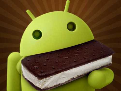 Android IceCream Sandwich