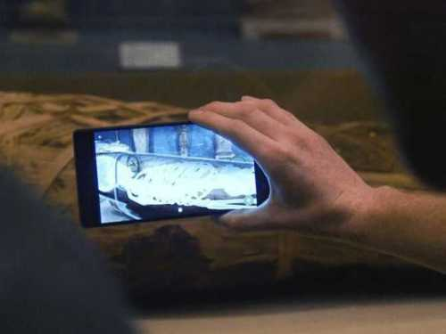 Augmented Reality Hit iPhone 8