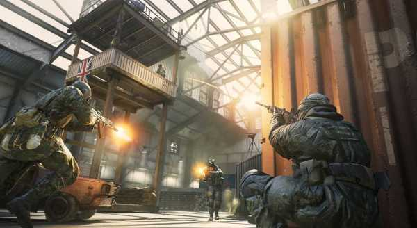 Call of Duty Modern Warfare Map Pack