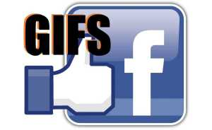 Facebook Animated GIFs