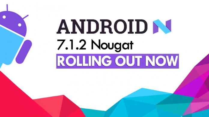 Google Nexus 6P Android 7.1.2 Nougat