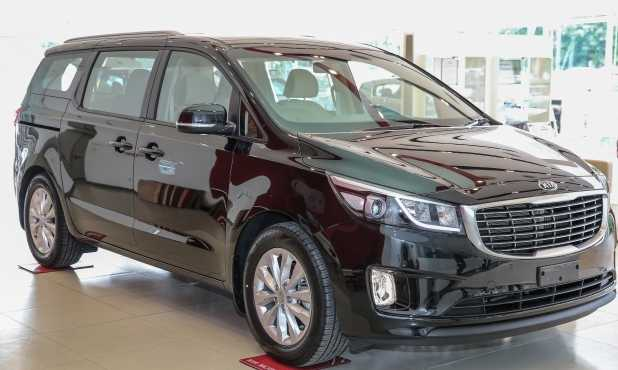 Kia Grand Carnival Is Scheduled To Get Launched In First Quarter Of 2017